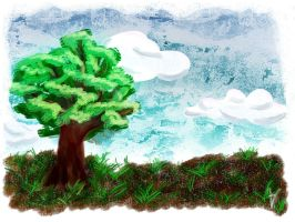 Tree by signore-illusionista