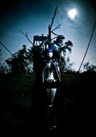 Black Rock Shooter:Test Shot4 by Ototsuki