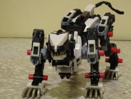 Zoids: Liger Zero Panzer (No Armour) 02 by lizardman22