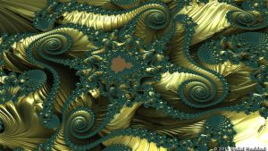 Fractal 3D 057 by whaddad