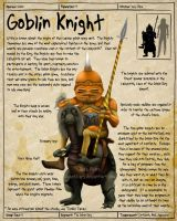 Labyrinth Guide - GoblinKnight by Chaotica-I