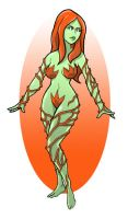 Poison Ivy by JoelRCarroll