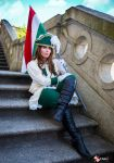 Hungary - Axis Power Hetalia by SuiTania