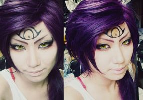 make up preview_ Zepar by ShiroiGarazu