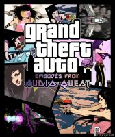 Grand Theft Auto Episodes from AudioQuest by Corfield