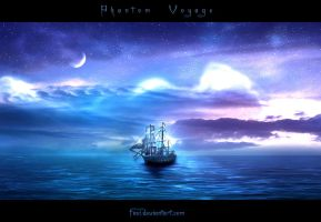 Phantom Voyage by Faei