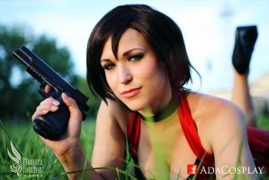 Ada Wong - Resident Evil 4 by AdaCroft