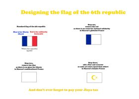 New Flag for France by rphb