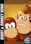 A to Z (Games) - D - Diddy e Donkey Kong by dmc-br