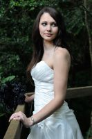 Natalie C - bride 1 by wildplaces