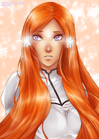 Orihime by Kukunia92