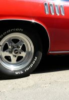 "Plymouth Cuda ""71 by Erzaix"