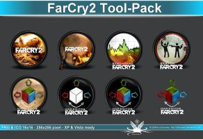 FarCry2 Tool Pack_by_3xhumed by 3xhumed