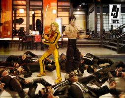 Kill Bill was released this weekend in 2003 by briqnbrakstoys