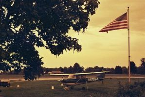 1969 Cessna 150J by Ryan-Warner