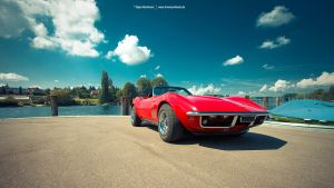 1969 Corvette C3 Stingray by AmericanMuscle