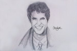 Darren Criss by Embellinah