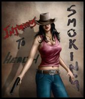 Not juz Smokin by shwaaz