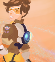 Tracer thing by snakebelladonna