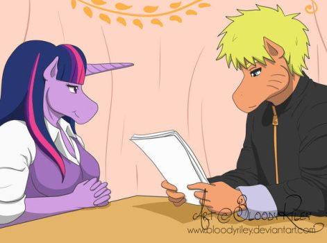Equestrian Heroes Twilight's Turn! by TheRealKyuubi16