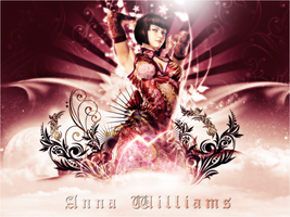 Anna Williams by LilSaintJA