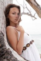 white dress 06 by photoplace
