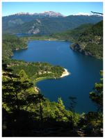 Lago verde by lil0