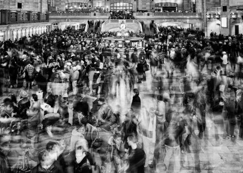 Grand Central Station by NBreslow
