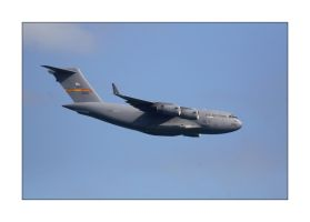 Globemaster III 'Clean' by OpticaLLightspeed