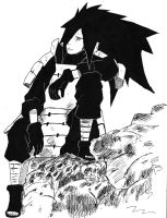 Madara Uchiha by Luke0zZz