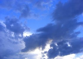 Clouds 3 by White---Devil