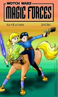 Wotch Wars: Magic Forces by arconius
