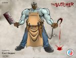 Butcher - Colored Version by Mystic-Forces