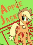 .:APPLEJACK:. by MercyAntebellum