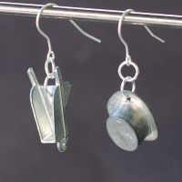Monopoly Jewelry- Earrings by Tanith-Rohe
