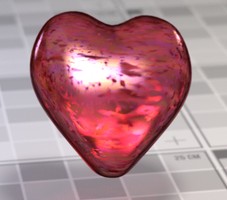 Ruby Heart 2 by sadsilly