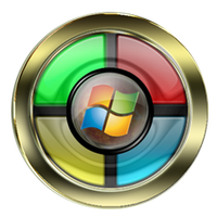 Windows Media player gold by 0dd0ne