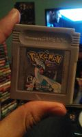 My Pokemon Silver Version (Gameboy Color) by Bandicoot13