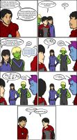 Young Avengers: Diplomatic by magickmaker