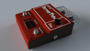 DistorTion Stompbox Tubeamp by Zuggamasta