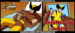 AT4W: Pryde of the X-Men by MTC-Studio