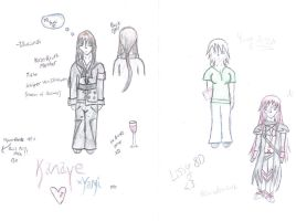 Alissa and Kanaye :concepts: by CursedCrusnik