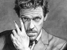 Dr. House by Enigmatic-love