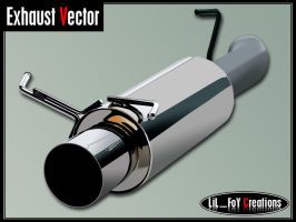 Exhaust Vector by lilfoy