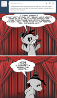 Ask Vaudeville 100 by FractiousLemon