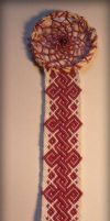 Bookmark larger Celtic knot by XaelMcEwan