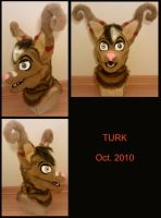 Turk 2.0 finally done by Captain-Sparrow
