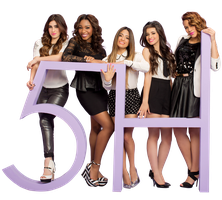 Fifth Harmony [PNG] by anime1991