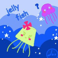 jellyfish by LouBerry