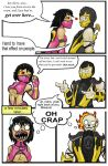 that awkward moment when... by Blabyloo229